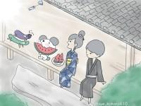 日本のお盆